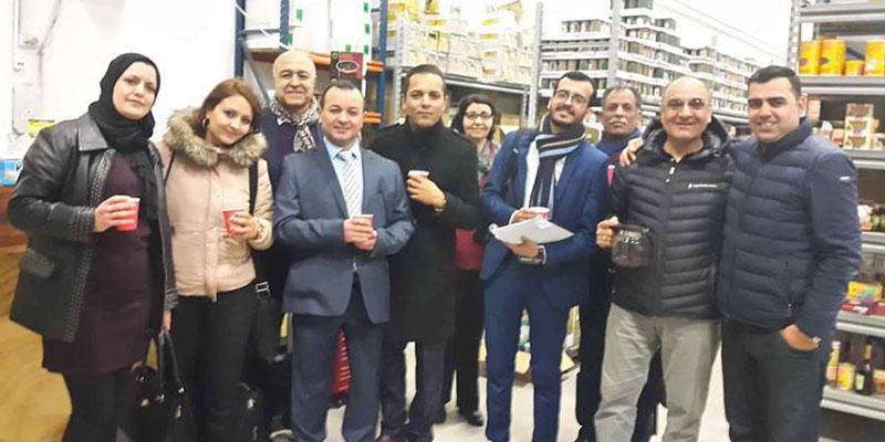 Mission Tunisienne à Copenhague dédié au secteur agroalimentaire