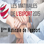 Le Cepex organise La Huitième Matinale de l'Export