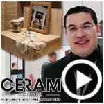 En vidéo : Le Groupe Hammami présente la luxueuse gamme de CERAM SQUARE au MEDIBAT