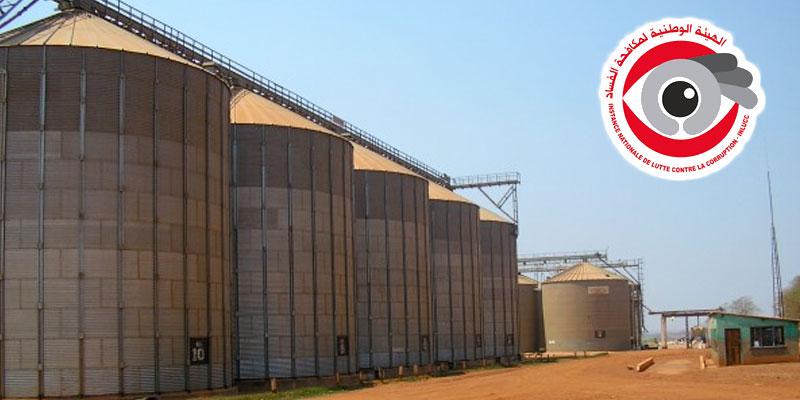 INLUCC : des céréales impropres à la consommation dans les silos du ministère de l'Agriculture