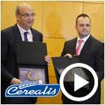 En vidéo : Une Cloche exceptionnelle pour la première cotation de CEREALIS