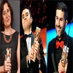 Trois Tunisiens récompensés hier aux César 2015