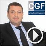 En vidéo : Khaled ZRIBI, DG de la CGF, évoque son parcours