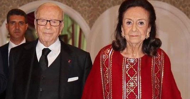 Chadlia Caid Essebsi n'est plus