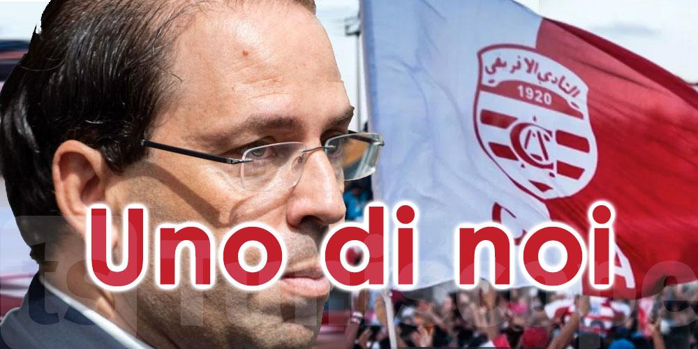 Youssef Chahed au chevet du Club Africain