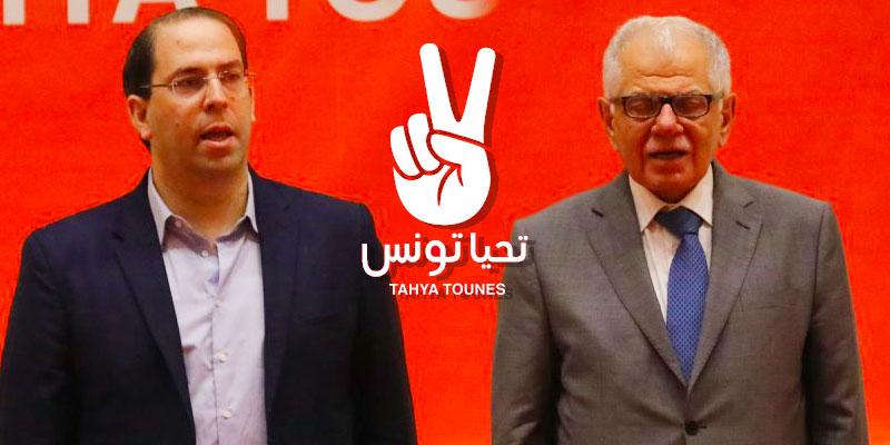 Youssef Chahed délègue ses pouvoirs au…président du conseil de Tahya Tounes
