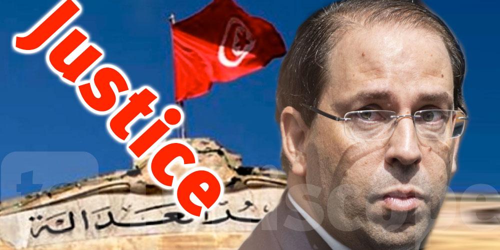 Youssef Chahed poursuit en justice les diffamateurs