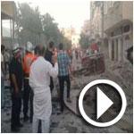فيديو.. مجزرة الشجاعية تسقط أكثر من مائة شهيد