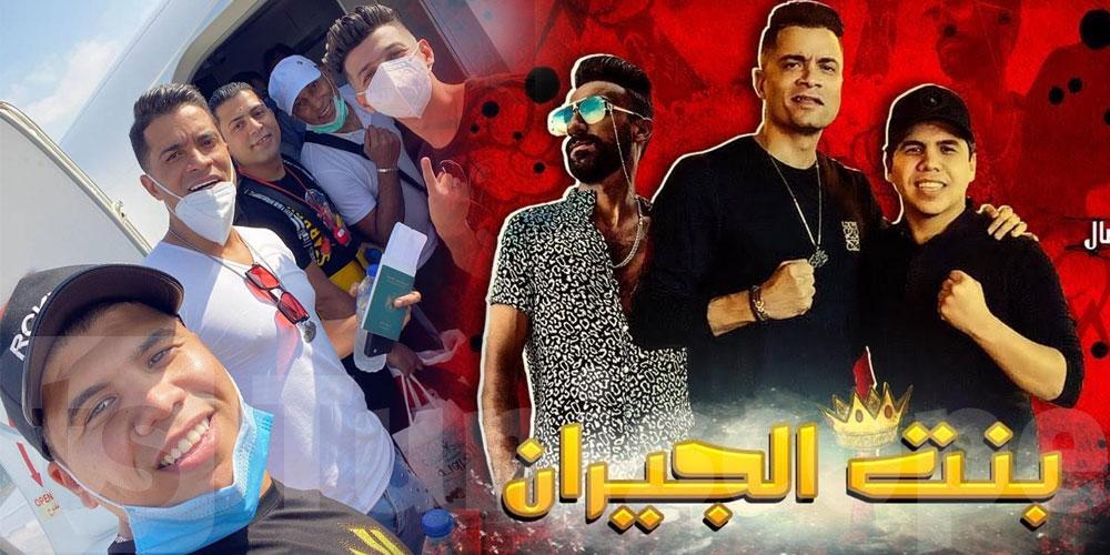 منع عمر كمال وحسن شاكوس من الغناء في تونس ؟