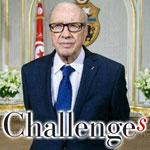 Béji Caid Essebsi parmi les 100 personnalités qui changent le monde selon Challenges