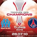 Un quatuor tunisien pour le Trophée des Champions