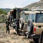 الجيش يرصد تحركات مجموعة إرهابية و يجدد قصفه للشعانبي