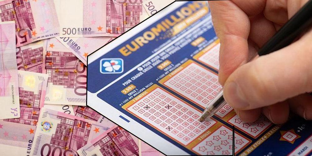 Quelle chance ! un Français gagne 220 millions d'euros à l'EuroMillions