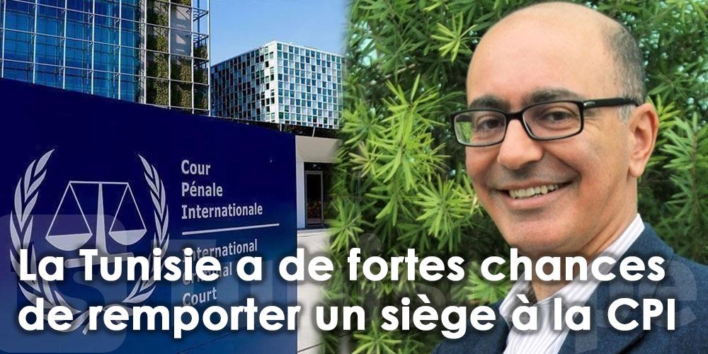 La Tunisie a de fortes chances de remporter un siège à la Cour pénale internationale