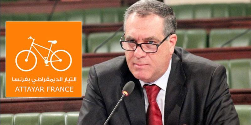 Ghazi Chaouachi propose un gouvernement de salut national