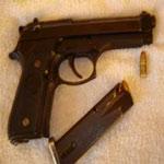 إكتشاف كيس دقيق مهرب يحتوي على مخزن سلاح