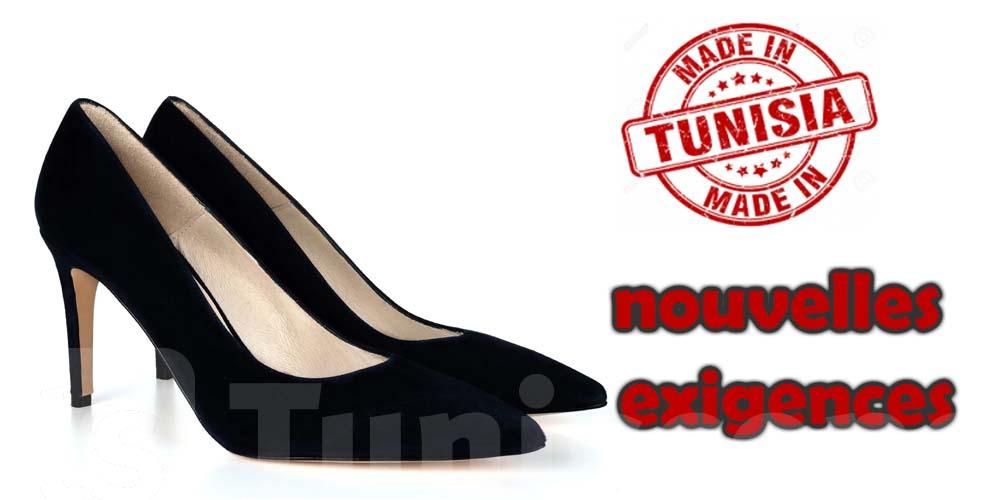 Nouvelles exigences pour la fabrication des chaussures dès août prochain