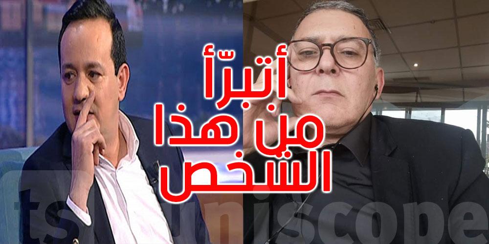 علاء الشابي يتبرّأ من شقيقه