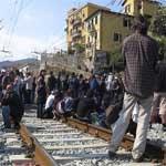 Reportage : Les migrants tunisiens en Italie traités comme des chiens …