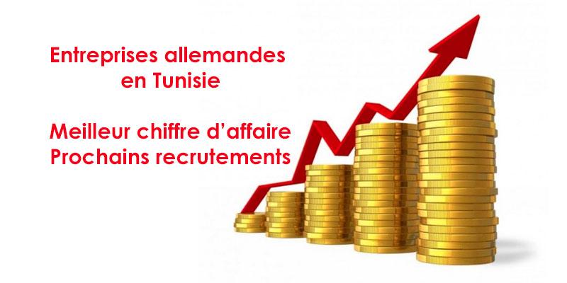 49% des entreprises allemandes en Tunisie s'apprêtent à recruter