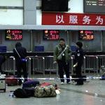 الصين تتهم انفصاليين مسلمين بالهجوم على محطة قطارات