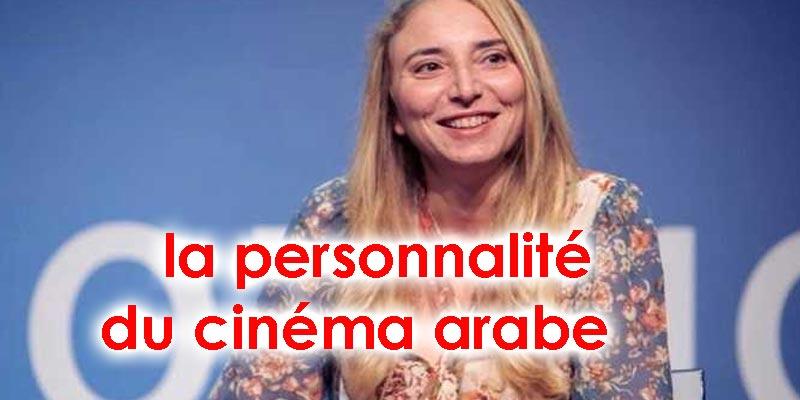 Chiraz Latiri reçoit le Prix de la personnalité du cinéma arabe