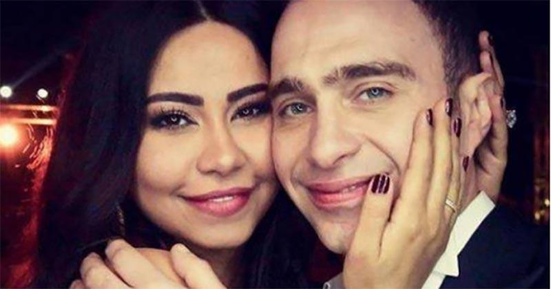 بالفيديو: أول ظهور لشيرين عبد الوهاب وحسام حبيب في شهر العسل