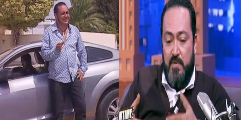 بالفيديو: عاطف بن حسين : في آخر حلقة من مكتوب فما عباد جات تعزي فيا