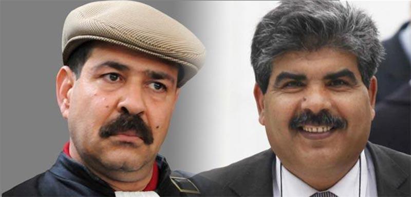 اعتصام هيئة الدفاع عن الشهيدين بلعيد والبراهمي بالمحكمة الإبتدائية