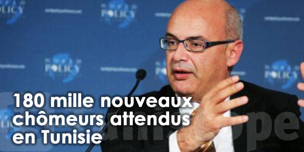 180 mille nouveaux chômeurs attendus en Tunisie