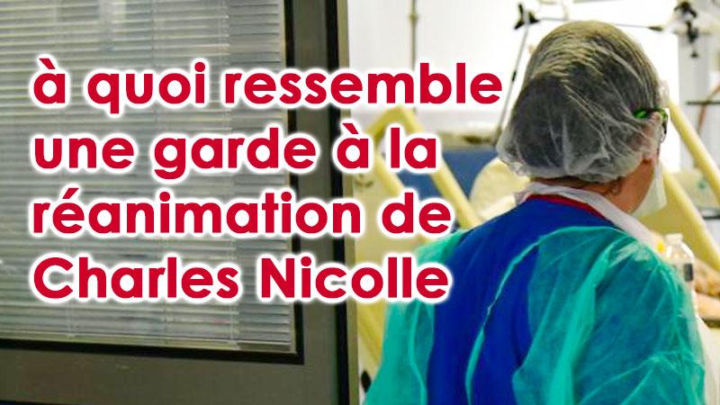 Un médecin alerte sur la situation à Charles Nicolle