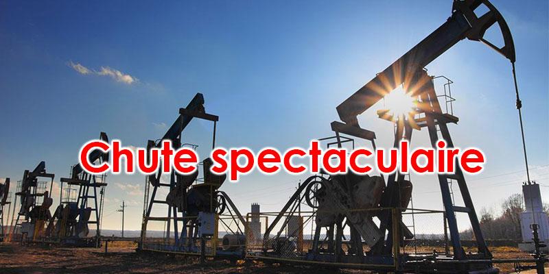 Le prix du baril de pétrole américain tombe à moins de 5 dollars