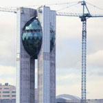 Cité de la Culture à Tunis: Reprise des travaux de construction