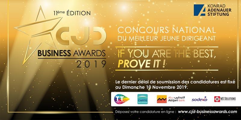 Ouverture des inscriptions pour la 11ème édition des CJD Business Awards