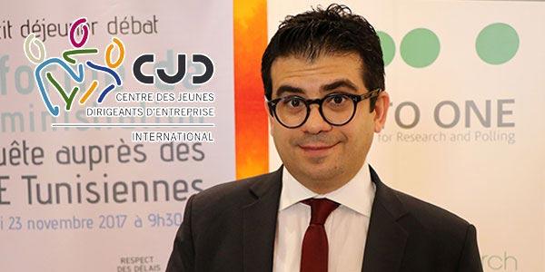 En vidéo : Résultat de l'enquête auprès des PME Tunisiennes du CJD