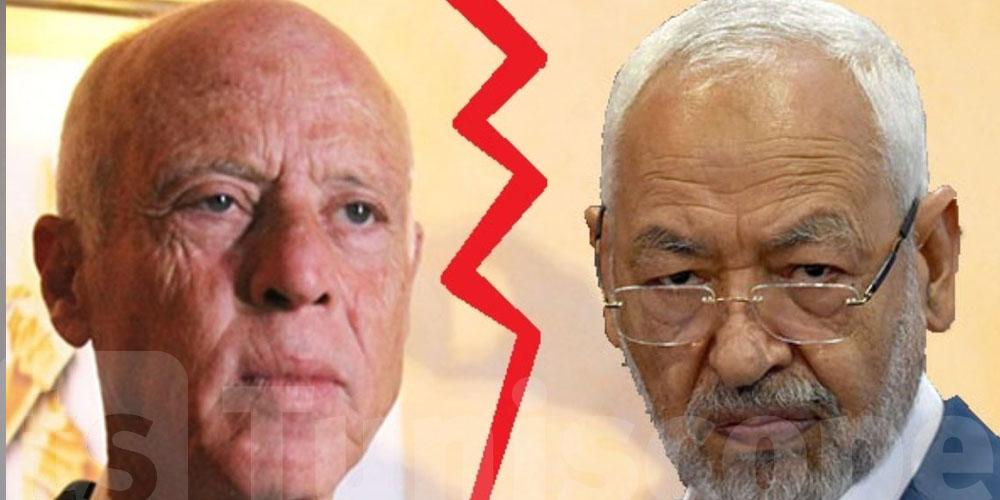 En vidéo : Clash en direct entre deux dirigeants de Nidaa Tounes