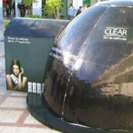 Shampoing Clear : plus proche des étudiants