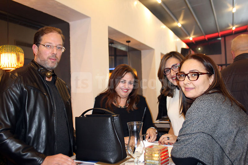 En Photos: Afterwork Networking Le Club Entrepreneurs