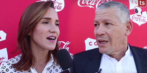 En vidéos : La vision de Coca Cola et de la SFBT pour la Copa Coca-Cola
