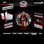 Découvrez la réalité augmentée avec No Limit de Coca-Cola Zero Tunisie