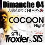 Cocoon Night - 4 juillet 2010 - Calypso Hammamet