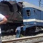Collision entre 2 trains à Dibosville : 2 wagons renversés et des blessés