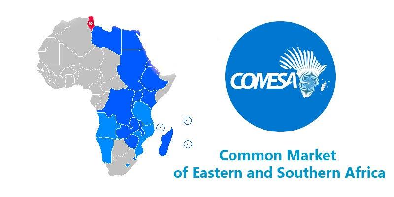 L'adhésion au COMESA en vigueur à la fin de 2019