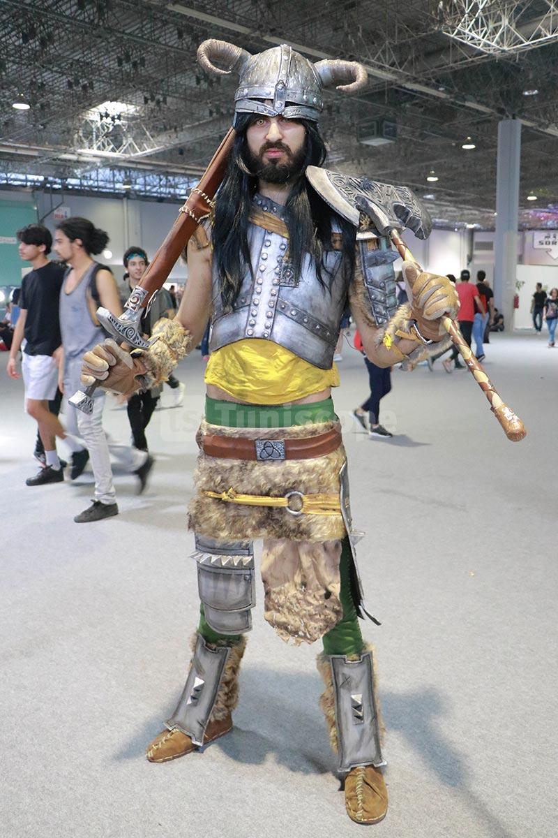 Les plus beaux costumes du Comic Con 2018