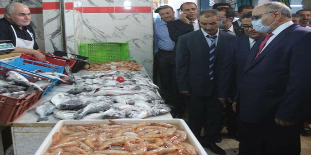 وزير التجارة: منظومة رقمنة مسالك التوزيع جاهزة وستعرض قريبا على مجلس وزاري