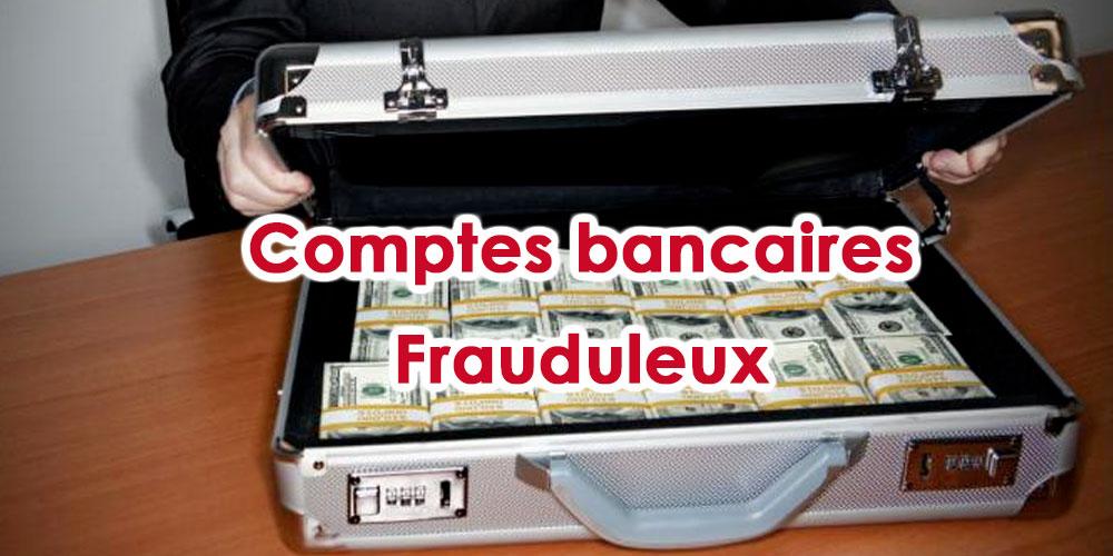 Des politiciens et des hommes d'affaires ont des comptes frauduleux à l'Etranger