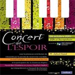 Le Concert de l'espoir le 4 Octobre au profit de la Ferme thérapeutique de Sidi Thabet