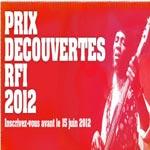 Concours pour chanteurs : Le Prix Découvertes RFI 2012