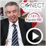 En vidéo : Le programme de la participation Tunisienne à PLANETE PME présenté par la CONECT International