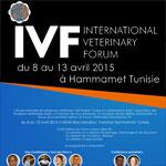 Forum international de vétérinaires du 8 au 11 avril 2015